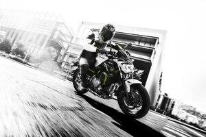 Auf Anhieb auf Platz 2 der Schweizer Zulassungsstatistik: Die Kawasaki Z 650 schlug voll ein