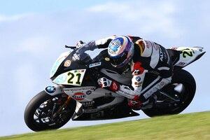 Markus Reiterberger donnerte mit seiner BMW auf Platz 8