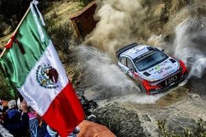 Die Rallye Mexiko 2016