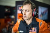 KTM-Teammanager Mike Leitner