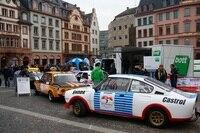 Die «Monte»-Teilnehmer in der Mainzer Altstadt