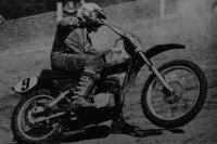 Immer hart am Gas: Helmut Schadenberg in den 1970er Jahren