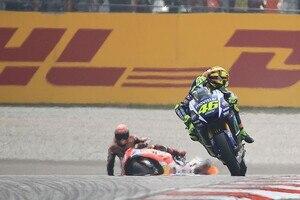 2015: Der «Sepang Clash» zwischen Rossi und Márquez