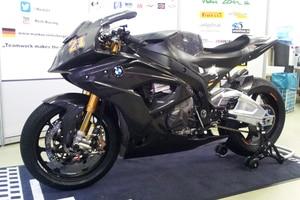 Reitis Bike ist ein Hybrid aus IDM- und SBK-Teilen