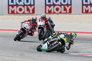 Cal Crutchlow im MotoGP-Rennen von Austin