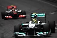 Wieder ein starkes Rennen von Nico Rosberg