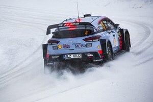 Auch in Schweden zeigte Thierry Neuville streckenweise der Konkurrenz das Heck
