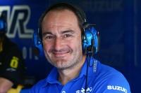 Ray Hughes vom Suzuki Ecstar-Team