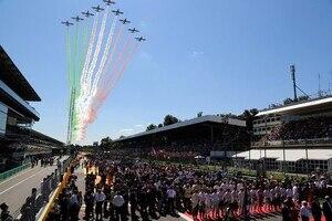 Nicht nur Italiener dürfen sich freuen: Der Grand Prix bleibt in Monza