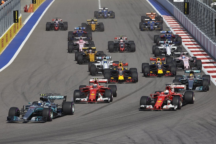 Formel 1: Vettel in Russland auf Pole Position