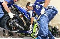 Valentino Rossi: Vorderreifen ging ein, nur achter Platz in Texas