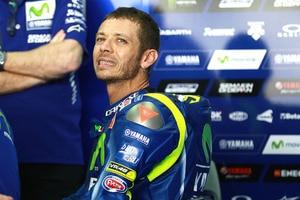 Wieder daheim: Valentino Rossi