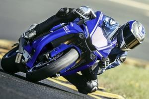 Die MotoGP-YZR-M1-Technologie ist beeindruckend