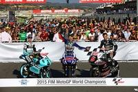 2015 krönte sich Lorenzo wieder zum MotoGP-Champion