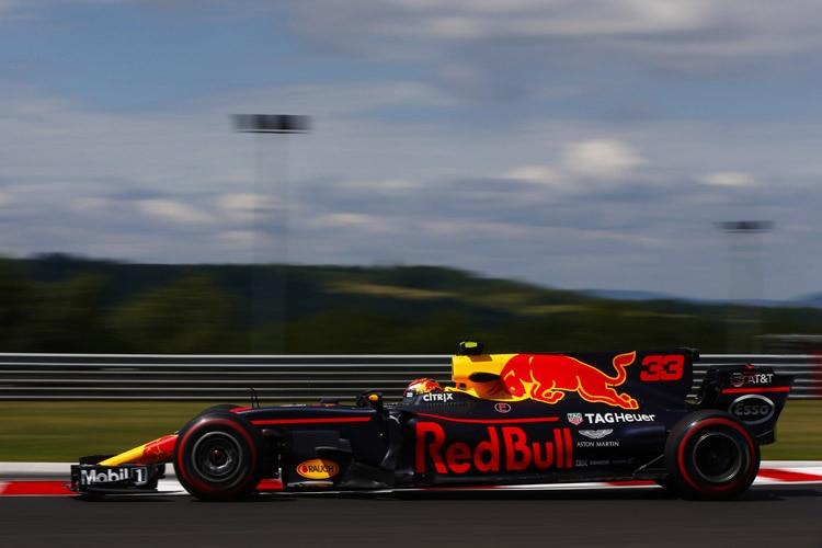 Großer Preis von Ungarn: Sebastian Vettel sichert sich die Pole