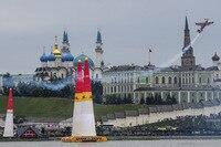 Kirby Chambliss setzte sich in Russland durch