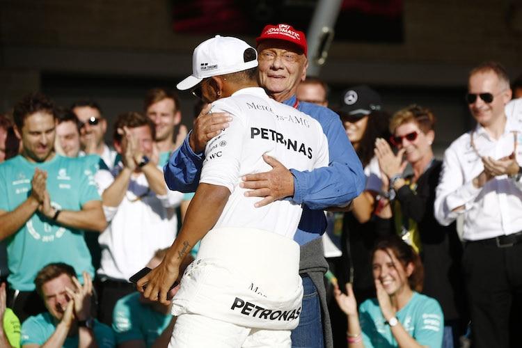 Niki Lauda hört als TV-Experte auf