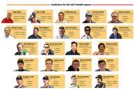 Die WM-Tipps der 22 ehemaligen und aktiven GP-Piloten