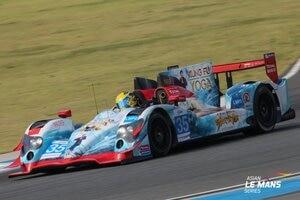 Der Oreca 03R von Jackie Chan DC Racing