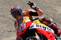 Sieg Nummer 3 in Laguna Seca: Es war der achte Podestplatz im neunten Rennen 2013 von Marc Márquez