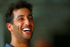 Daniel Ricciardo: «Ich denke, für uns Fahrer wird die Arbeit anspruchsvoller»