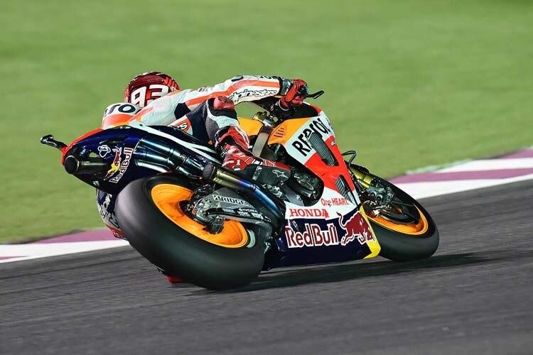 Marc Márquez vor Austin: «Katar hinter mir lassen»/MotoGP SPEEDWEEK