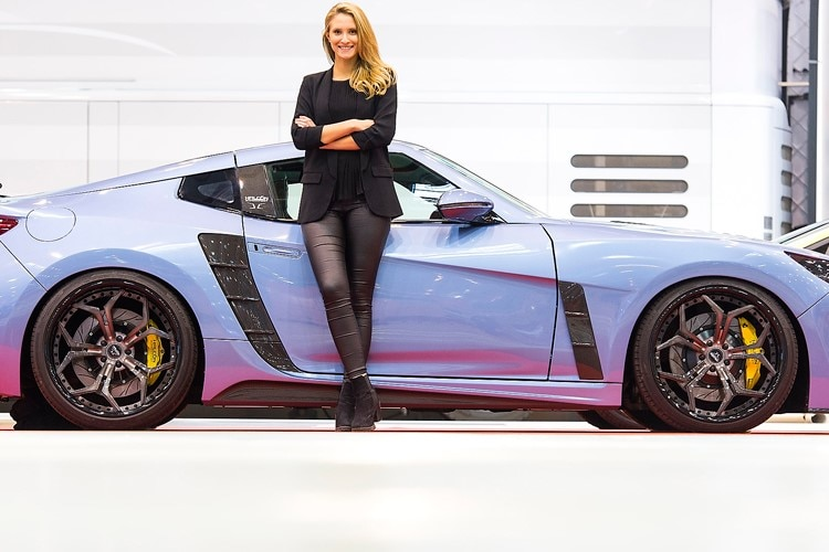 essen motor show highlights des automobil designs produkte speedweek. Black Bedroom Furniture Sets. Home Design Ideas