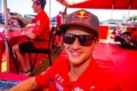 Ken Roczen will seine Courtney Savage heiraten