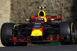 Max Verstappen drehte auch am Nachmittag die schnellste Runde, sorgte aber auch für Schrott