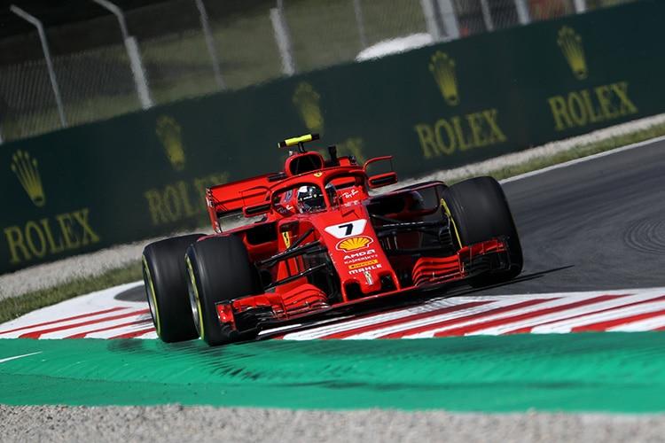 Formel 1 Barcelona: Sebastian Vettel erklärt verpatztes Podium
