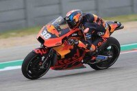 Bradley Smith auf der Red Bull-KTM in Austin