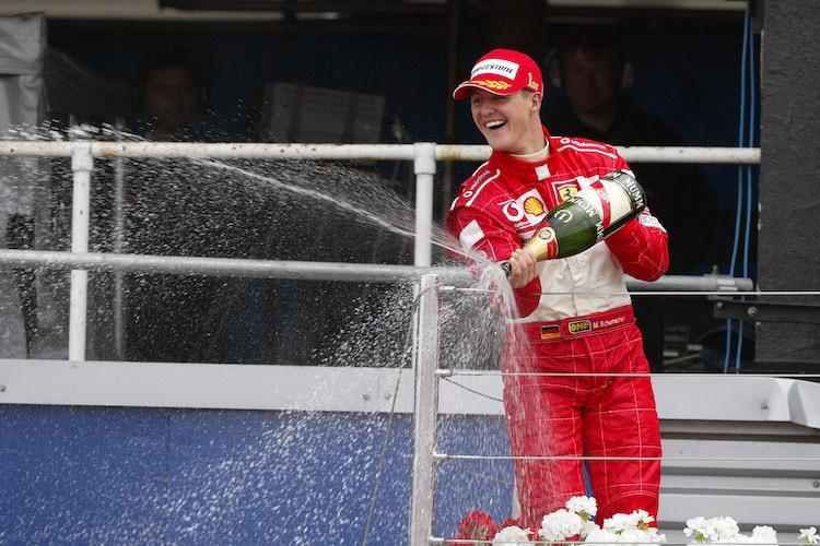 Schumachers Ferrari für Mega-Summe versteigert
