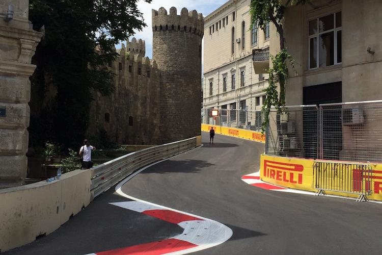 Formel 1: Mercedes blickt mit großen Sorgen auf den Aserbaidschan-GP