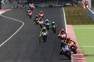 Die MotoGP-WM ist in Spanien immer ein großes Spektakel