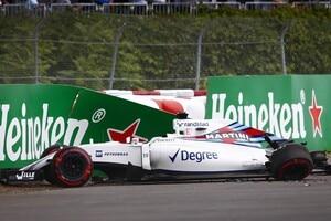 Felipe Massas Unfallwagen in Kanada