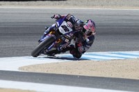 Alex Lowes in Laguna Seca