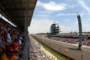 Das Indy 500 ist ein Publikumsmagnet