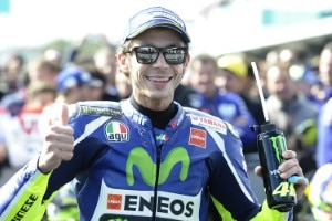 Valentino Rossi: «Das Wochenende in Malaysia ist physisch sehr anstrengend, aber ich bin gut in Form»