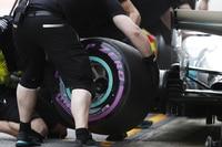 Die ultraweichen Reifen kommen erstmals in Australien zum Einsatz