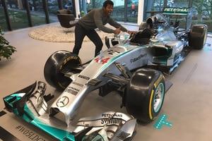 Karun Chandhok ist nur einer von vielen ehemaligen GP-Piloten, die von Nico Rosbergs Cockpit träumen