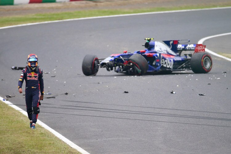 Renault trennt sich von Palmer - letztes Rennen in Suzuka