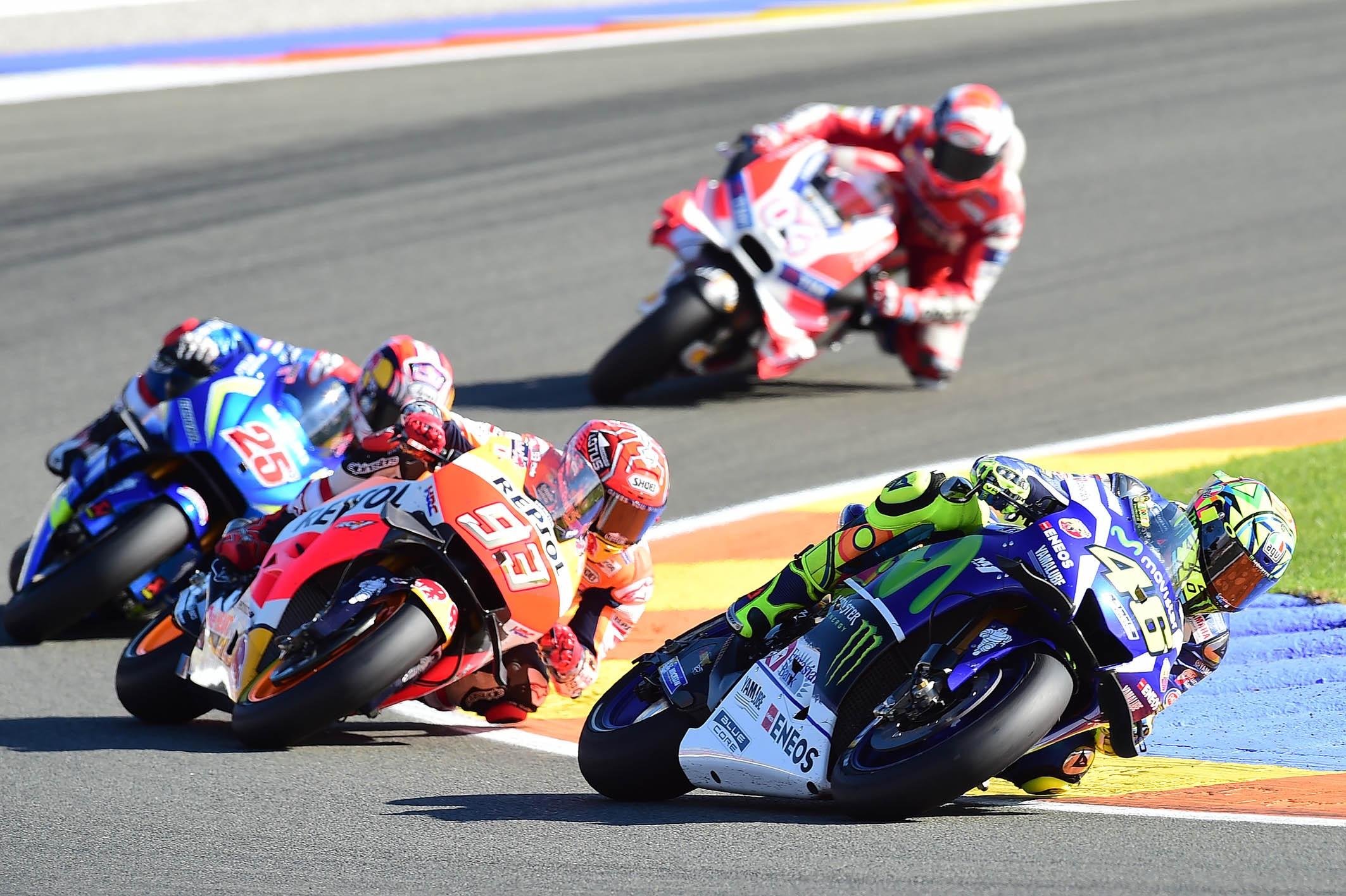Marc Marquez zum vierten Mal MotoGP-Weltmeister