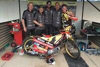 Lukas Fienhage und sein Team freuten sich über den Erfolg