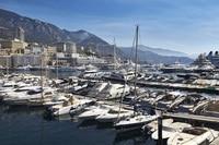 Diese Kulisse gibt es nur in Monte Carlo