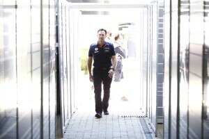 Red Bull Racing-Teamchef Christian Horner