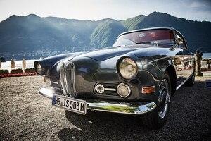Nur schon die Einladung zum Concorso d'Eleganza Villa d'Este adelt ein Fahrzeug