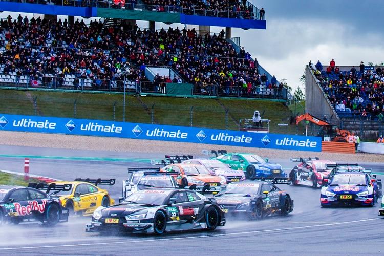 Motorsport: Auer gewinnt DTM-Lauf auf Nürburgring