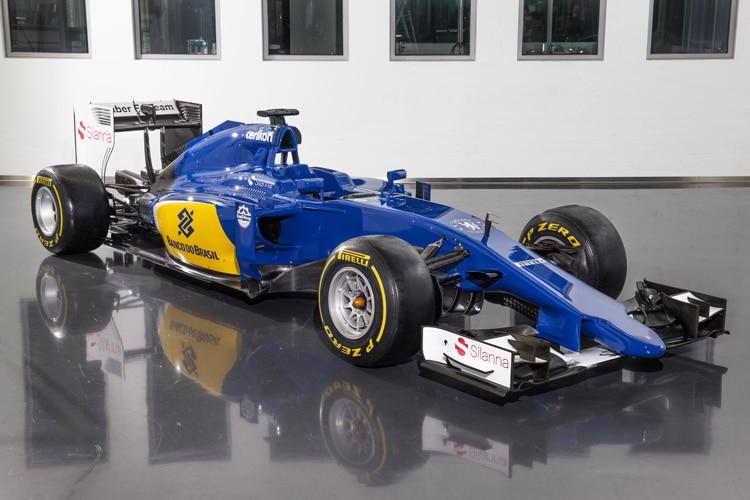 Sauber C34 Neues Formel 1 Auto Mit Neuer Farbeformel 1 Speedweek