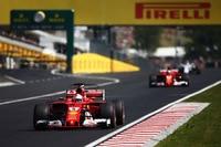 Sebastian Vettel holte sich in Ungarn seinen vierten Saisonsieg