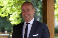 David Pickworth arbeitet als Investment-Banker